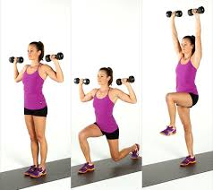 images _Reverse lunge